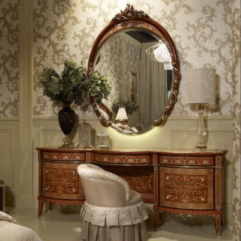 Туалетный стол, Зеркало