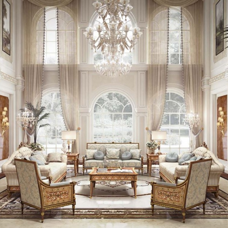 Мягкая мебель Villa Reale фабрики Agostini