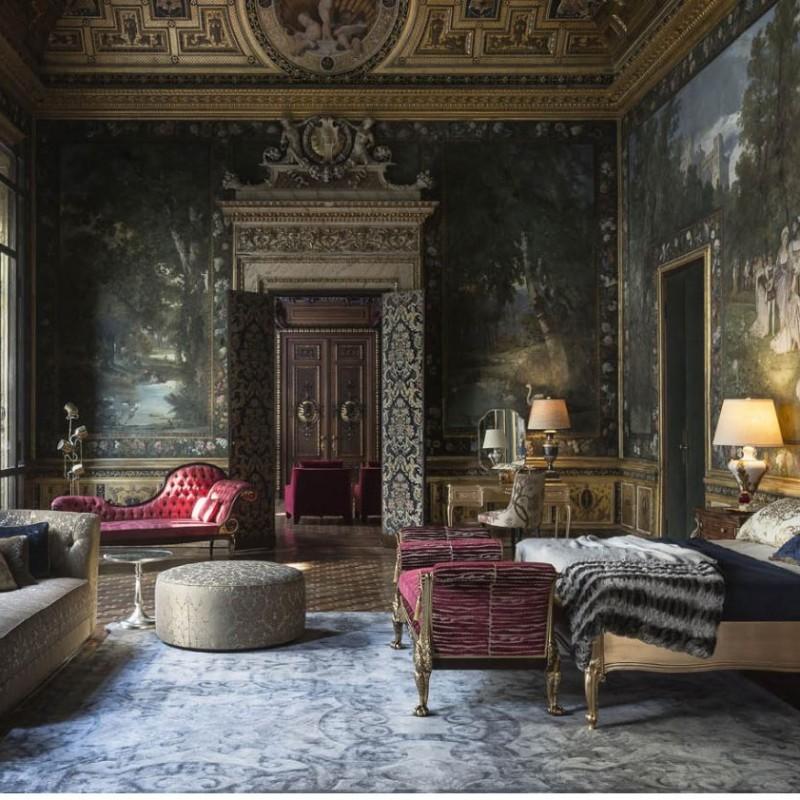 Мебель Фабрики Angelo Cappellini