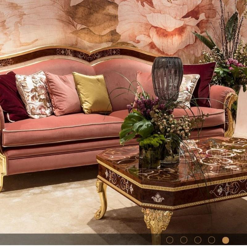Мебель фабрики CASPANI TINO GROUP Италия фото