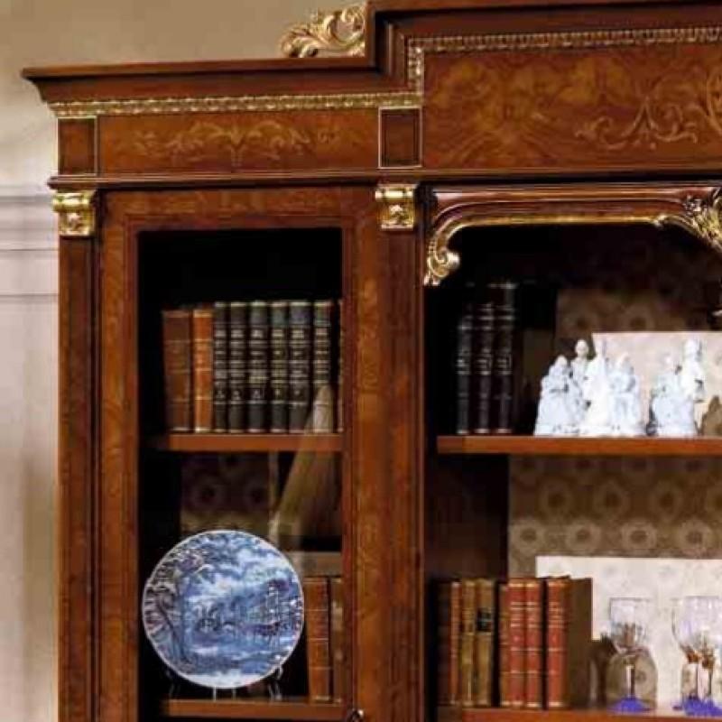 Итальянская мебель Arredamenti - Библиотека - в наличии в Москве