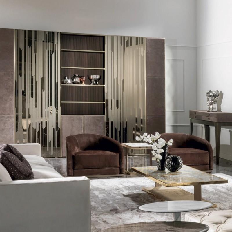 Итальянская фабрика Longhi мебель