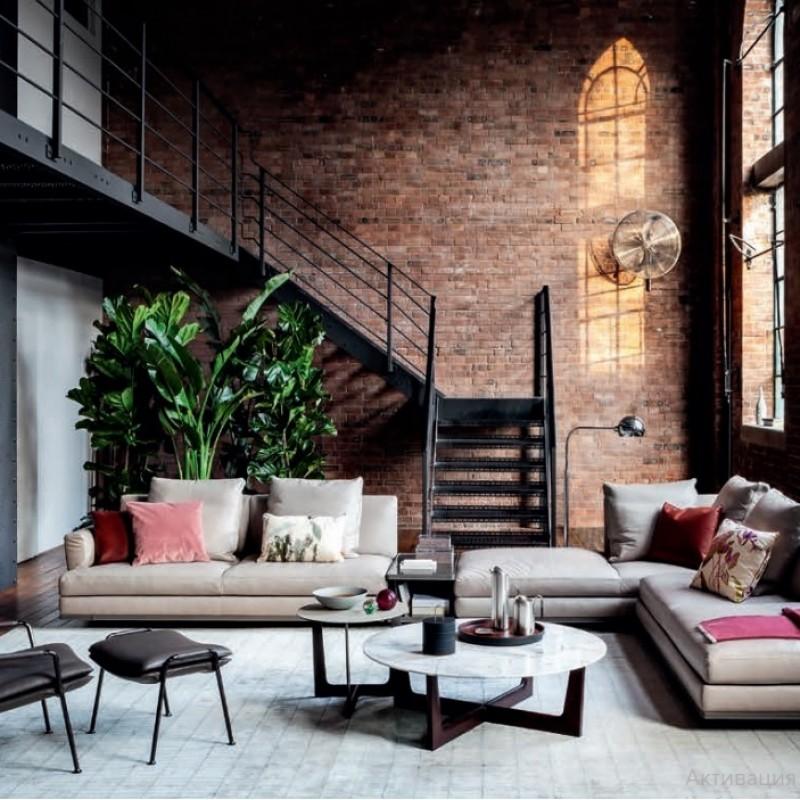 Итальянская фабрика Poltrona Frau мебель